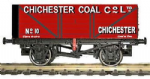 GM4410206 7 Plank Wagon Chichester Coal Co Ltd (Weathered)